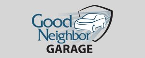 The official logo for Good Neighbor Garage