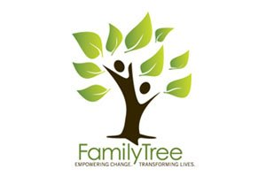 The official logo for family tree
