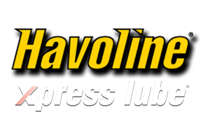 The official logo for havoline express lube