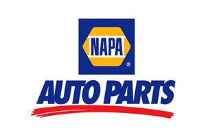 The official logo for napa auto parts