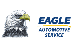 The official logo for eagle automotive