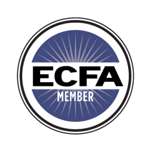 The official logo for ecfa