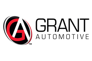The official logo for grant automotive