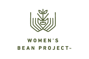 The official logo for Women's bean project