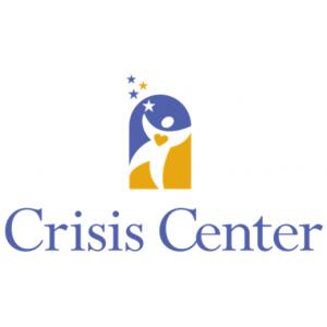 The official logo for crisis center